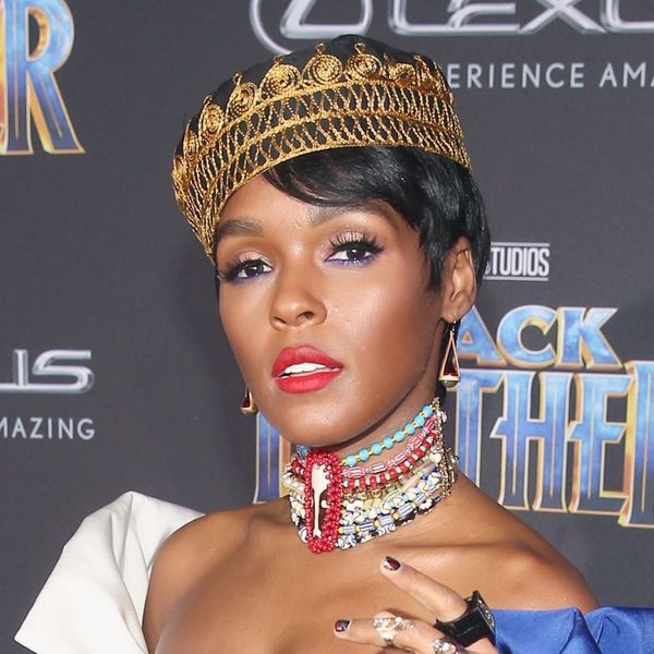 The Cast of 'Black Panther' Shut Down the Purple Carpet With Their Premiere Looks