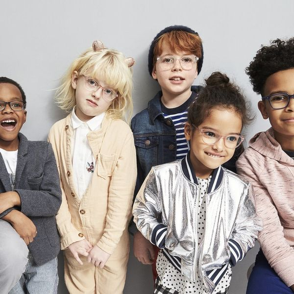Warby Parker Is Launching Its First-Ever Kids Collection for a Limited Time Only