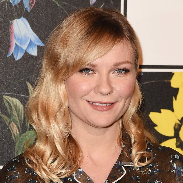 Kirsten Dunst Seemingly Confirms Her Pregnancy With a Stunning Spread for Rodarte