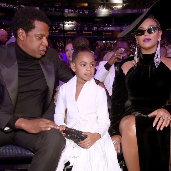 Blue Ivy Telling Beyoncé and JAY-Z to Simmer Downat the 2018 Grammys Is Everything
