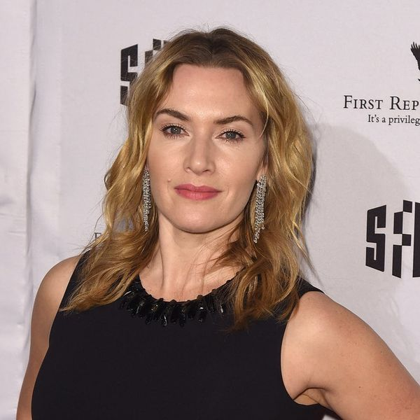 Kate Winslet Has Finally Spoken Out Against Woody Allen — Sort Of