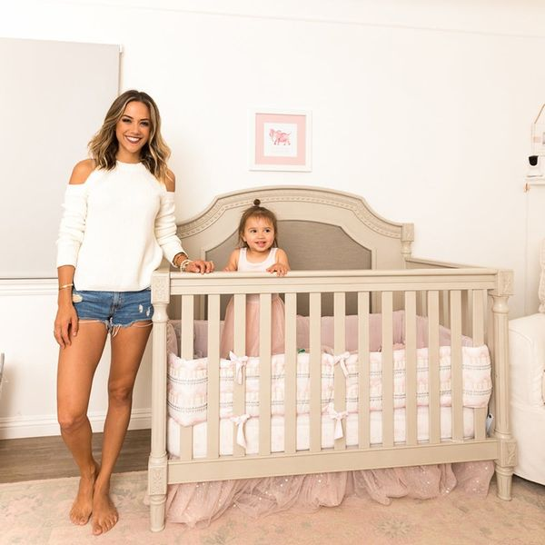 Jana Kramer's Nursery Is the Epitome of Shabby Chic