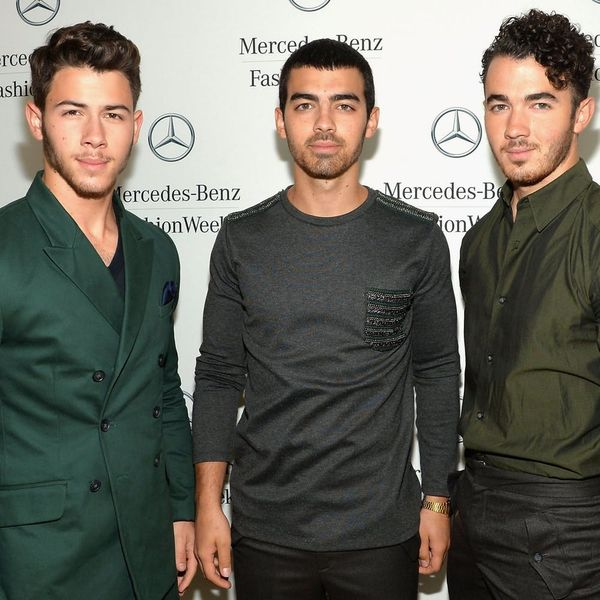 Here's the Photographic Proof That a Jonas Brothers Reunion Could Be on the Way