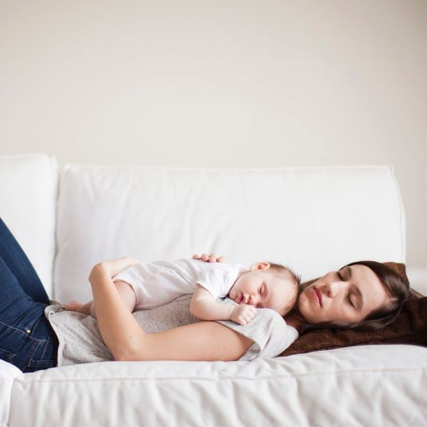 7 Reasons Why (Some) Moms Secretly Like Getting Sick