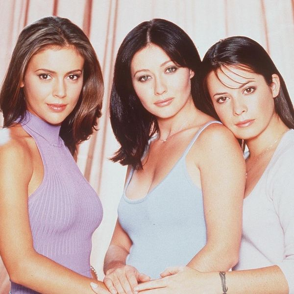 Holly Marie Combs Is Not Happy About the 'Charmed' Reboot