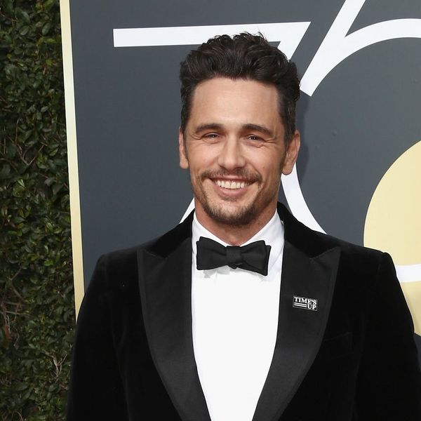 Stephen Colbert Grilled James Franco About Misconduct Allegations