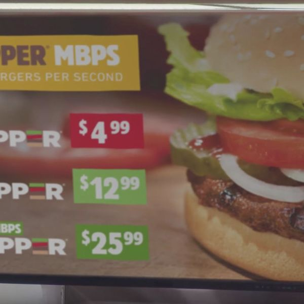 "Burger King Introduces ""Whopper Neutrality"" to Explain Net Neutrality"