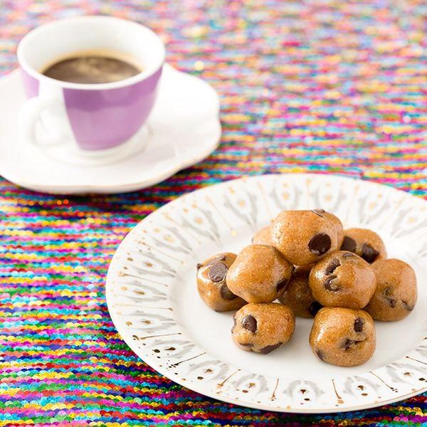 Satisfying Sugar Cravings the Clean Way With This Vegan Cookie Dough Bites Recipe