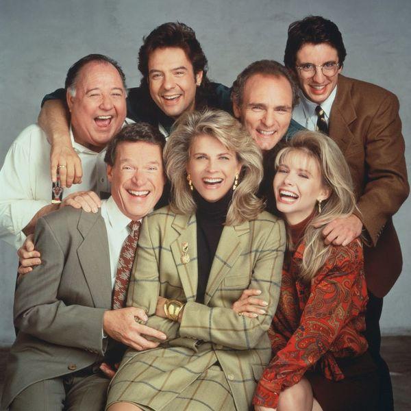 A 'Murphy Brown' Reboot Is Headed to CBS!