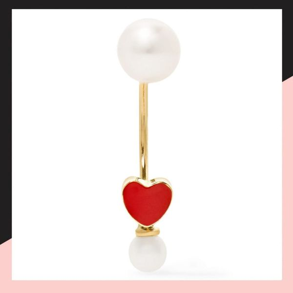 Heart-Shaped Jewelry That You'll Actually Want This Valentine's Day