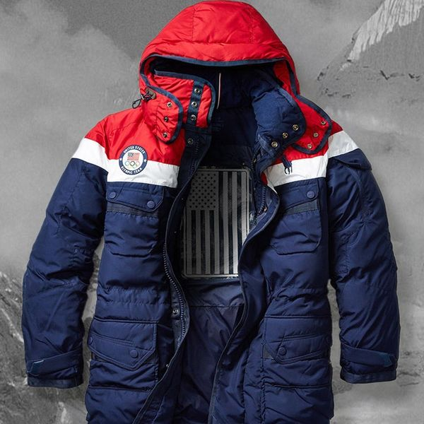 Team USA Will Wear *Heated* Ralph Lauren Jackets at the 2018 Winter Olympics Opening Ceremony