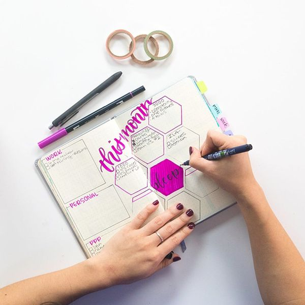 If You've Ever Wanted to Try Bullet Journaling, Then You're Gonna Love This Class