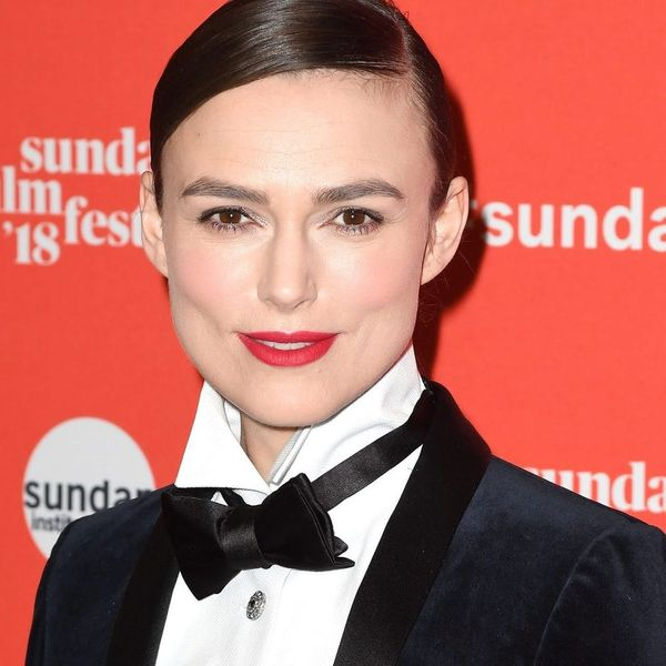 Keira Knightley Proves That Red Carpet Gowns Might Be Over