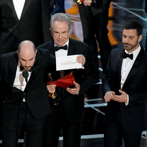 Jimmy Kimmel Is Still Haunted by Last Year's Best Picture Mix-Up in a New Oscars Promo