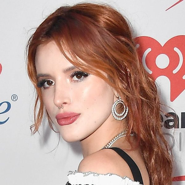 Bella Thorne Looks Like a Whole New Woman With Pitch Black Hair