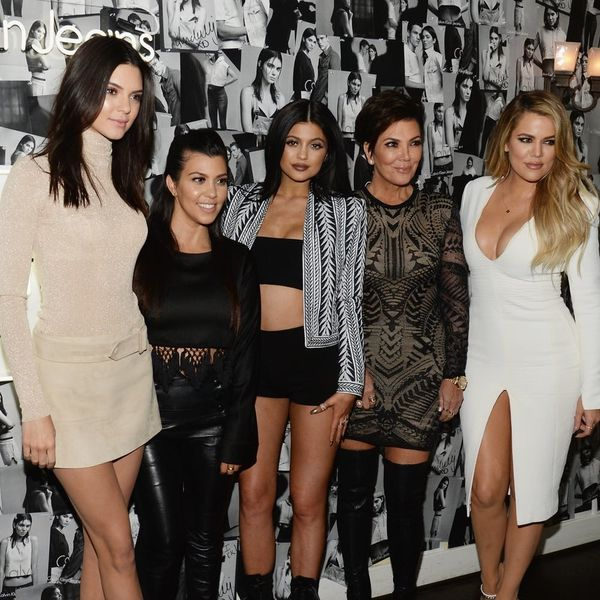 All 5 KarJenner Sisters (Kylie Included!) Star in Calvin Klein's Latest Ad Campaign