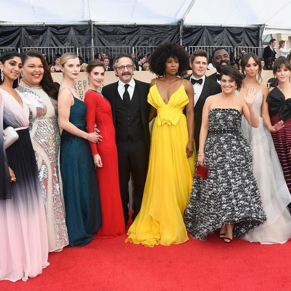 The 'GLOW' Cast Is #SquadGoals at the 2018 SAG Awards