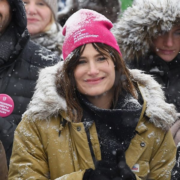 35 Celebrities Who Participated in the Women's March 2018