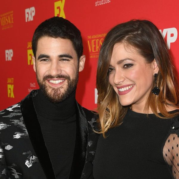 'Glee' Star Darren Criss Is Getting Hitched: See His Sweet Announcement