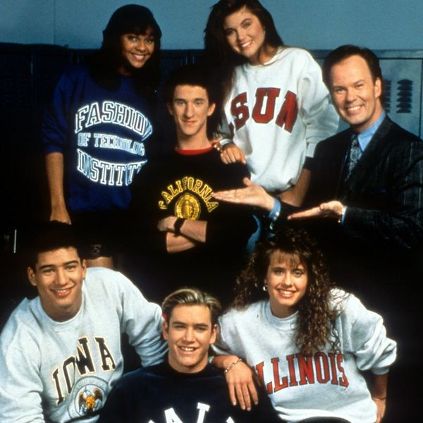 'Saved by the Bell' Makeup Is Coming, and Cue the Nostalgia