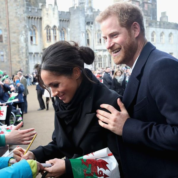 Did Meghan Markle Break Royal Protocol by Signing an Autograph?