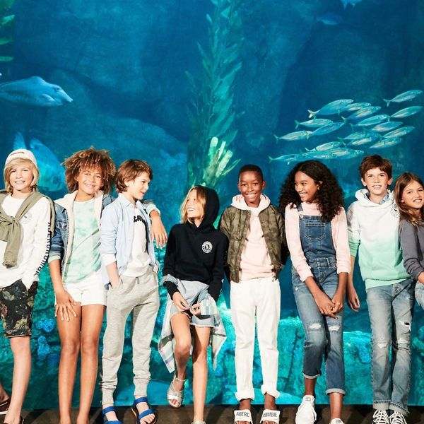 Abercrombie & Fitch Is Introducing Its First Gender-Neutral Kids' Collection