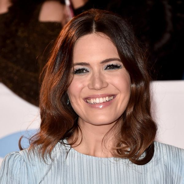 Mandy Moore Is Experimenting With a Rather Surprising Beauty Product to Fight Heel Pain