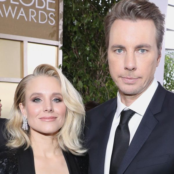 Kristen Bell Just Scared Her Husband Using *This* Wacky Beauty Product