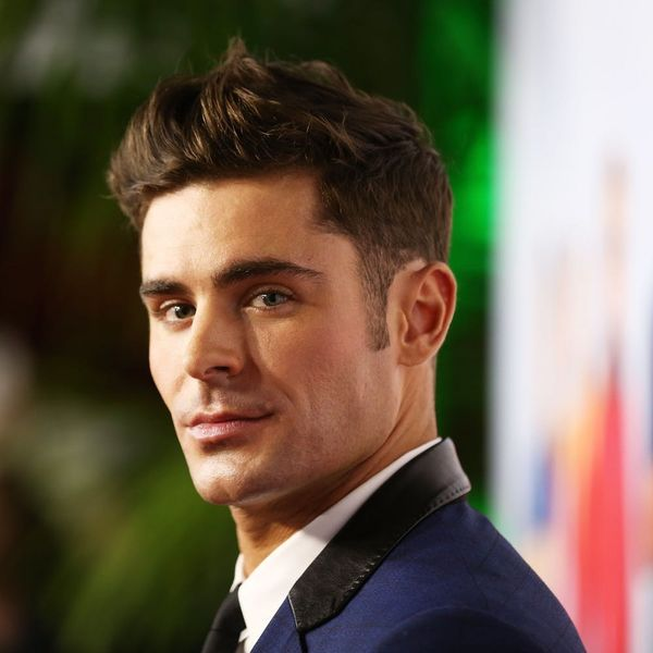 Zac Efron Shared the First Pic of Himself as Serial Killer Ted Bundy and OMG