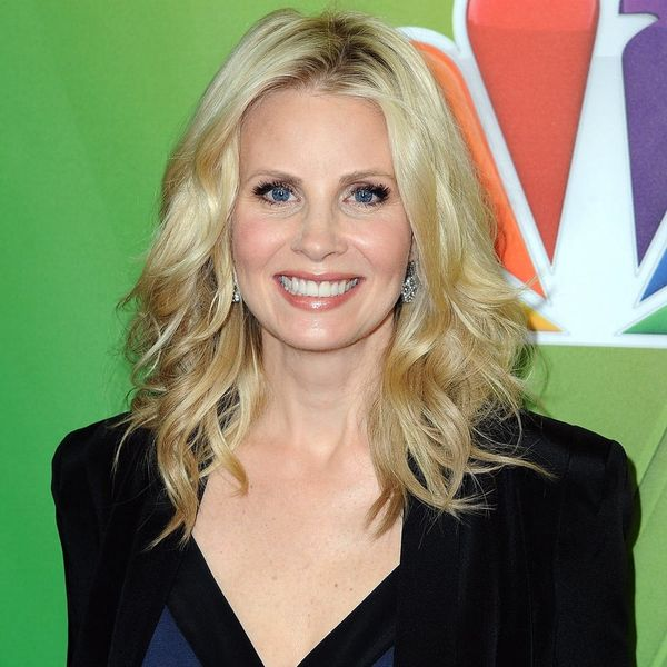 Monica Potter Clears Up Pregnancy Speculation to Raise Awareness for an Important Issue