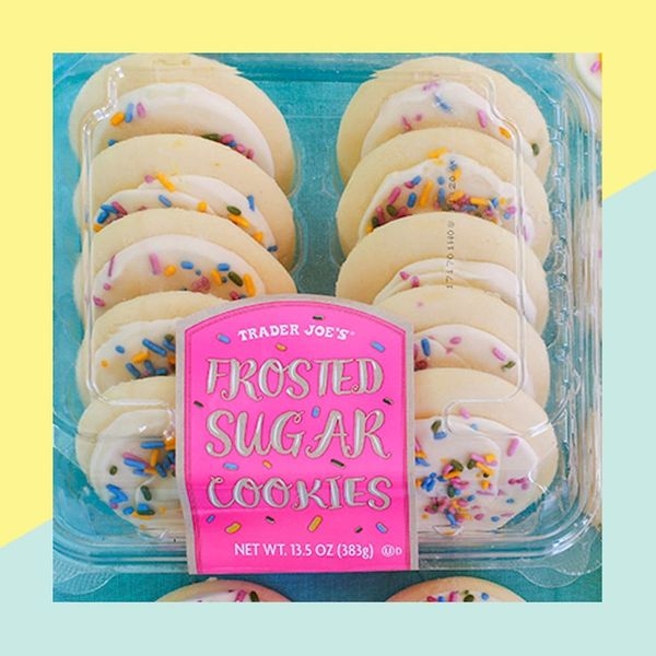 Trader Joe's Is Introducing Frosted Sugar Cookies and We're Already Salivating