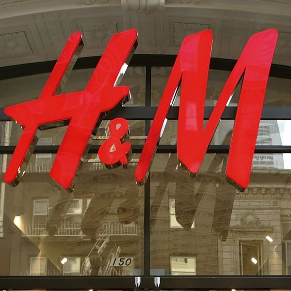 H&M Is Fueling a Power Plant in Sweden With Its Unused Clothing