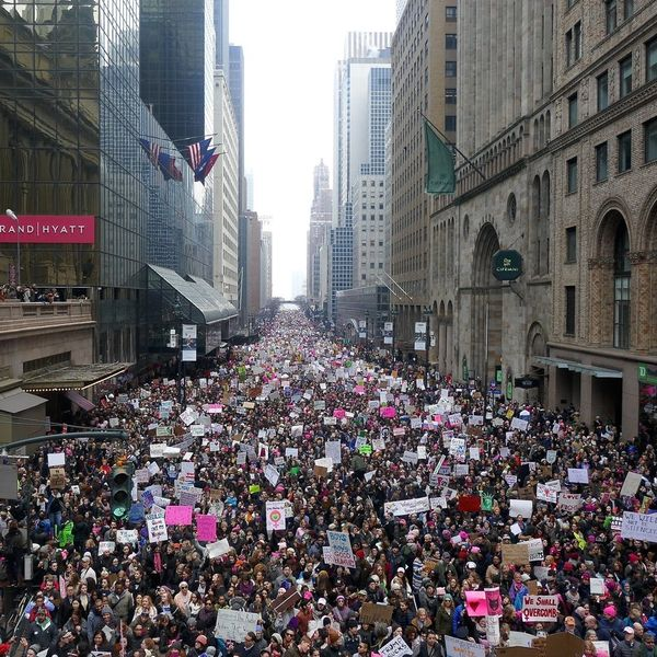 Meet 'March On:' The Women's March Offshoot That's All About Electoral Change