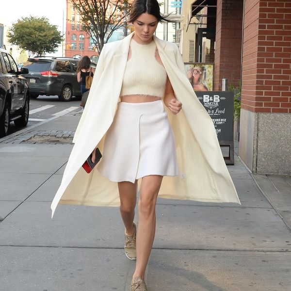 9 Celebrities Who Prove You Can Wear Sneakers for Any Occasion