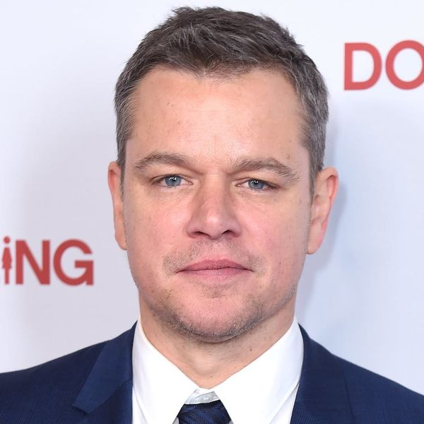 Matt Damon Responds to Criticism Around His #MeToo Comments: 'I Should Close My Mouth'