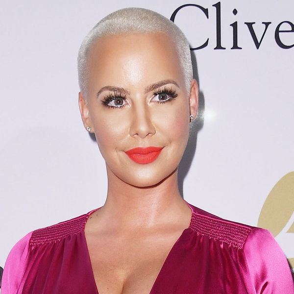 Amber Rose Shares Her Breast Reduction Surgery Journey: 'I'm Scared and Excited'