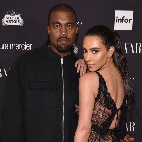 Kim Kardashian and Kanye West Welcome Baby #3!