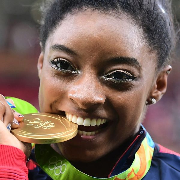 Simone Biles on Returning to Olympics Training and Her Favorite Show to Binge-Watch