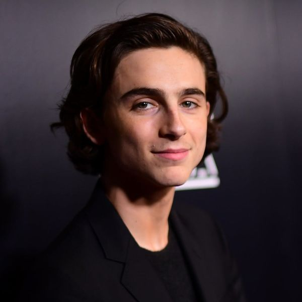 Timothée Chalamet Will Donate His Woody Allen Movie Salary to Time's Up, RAINN, and the Center