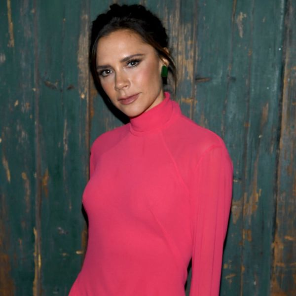 Victoria Beckham Is Under Fire for the Skinny Model in Her Ad Campaign