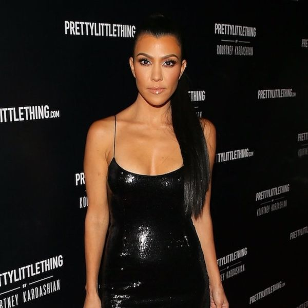 Here's What Kourtney Kardashian Eats Before and After a Workout