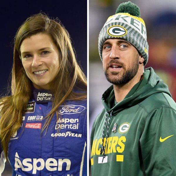 New Couple Alert! Danica Patrick Confirms She's Dating Aaron Rodgers