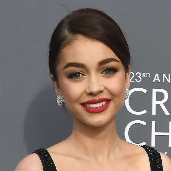 Audrey Hepburn and Edie Sedgwick Inspired *These* 2 Hairdos on the Critics' Choice Carpet