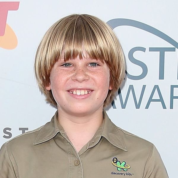 Steve Irwin's Son Robert Is Recovering from Emergency Appendix Surgery