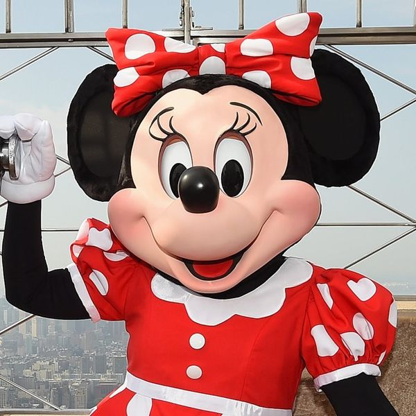 Minnie Mouse Is Finally Getting a Star on the Hollywood Walk of Fame