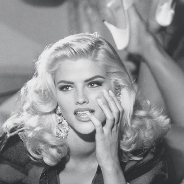 Guess Jeans U.S.A. Is Releasing an Anna Nicole Smith Capsule Collection 11 Years After Her Death