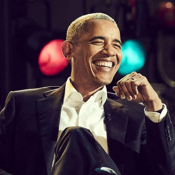Barack Obama Explains the Key to His Dance Floor 'Dad Moves'