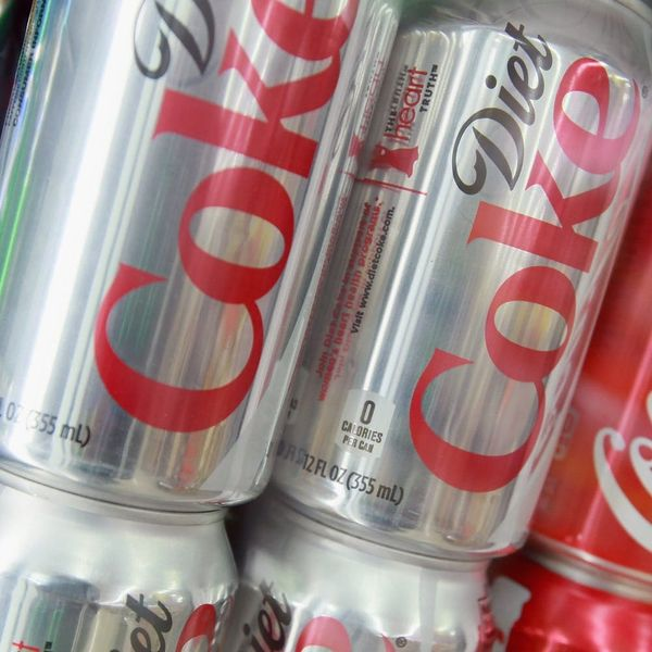 Your Diet Coke Is About to Look (and Taste!) a Whole Lot Different
