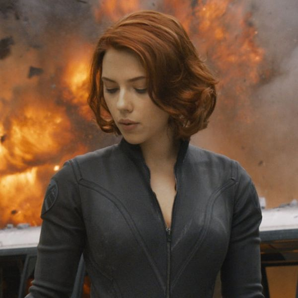 Marvel Is FINALLY Moving Ahead With a Black Widow Solo Film for Scarlett Johansson