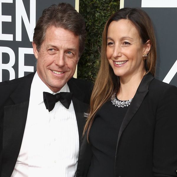 Hugh Grant Reacts to Twitter Saying He Was 'Aging Like Mayonnaise' at the Golden Globes